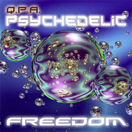 Psychedelic Freedom cover art